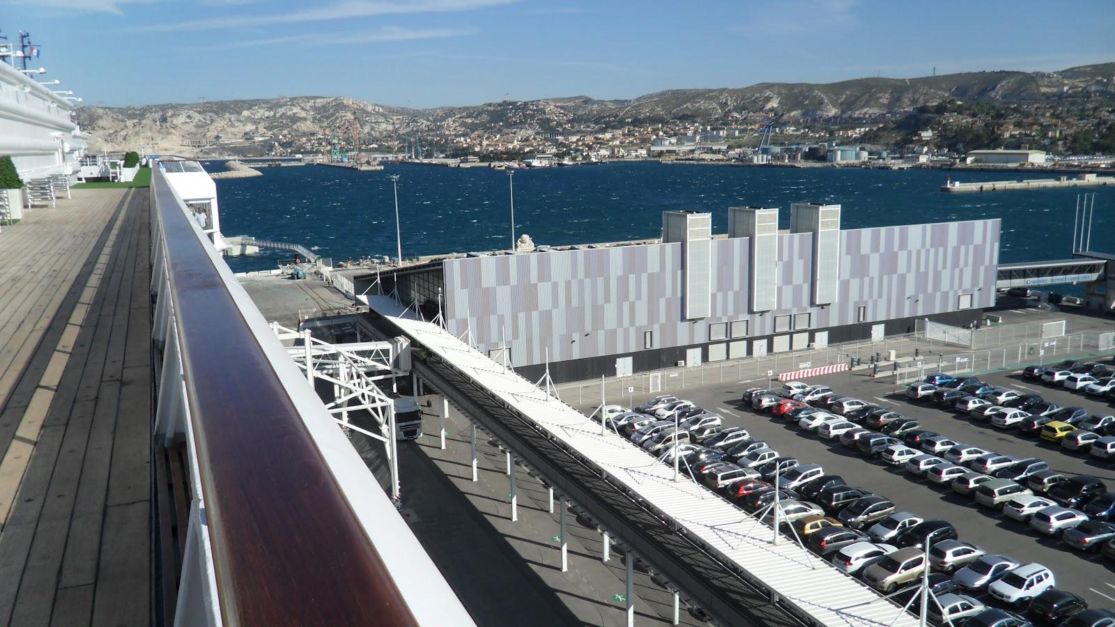 Blog croisi res de france horizon 2012 2013 la - Port embarquement croisiere marseille ...