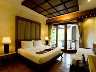 Montien House Hotel, Chaweng, Deluxe building room