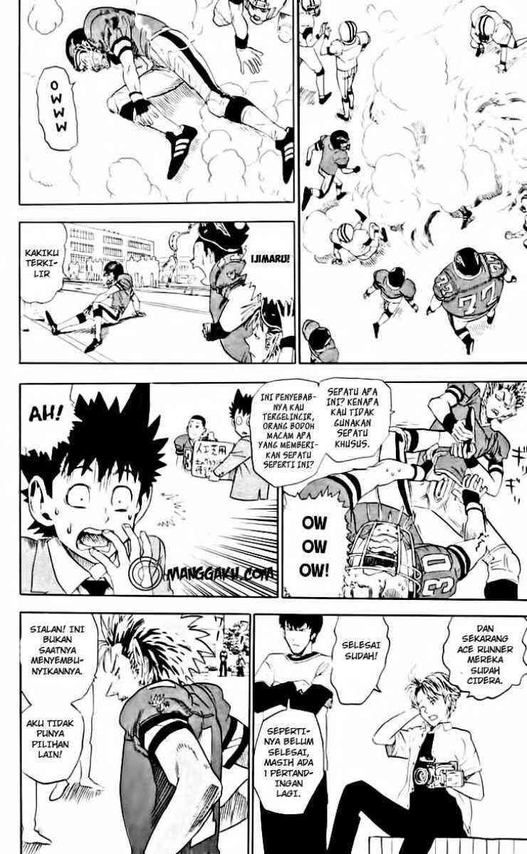 Komik eyeshield 21 005 - pahlawan disaat yang kritis 6 Indonesia eyeshield 21 005 - pahlawan disaat yang kritis Terbaru 15|Baca Manga Komik Indonesia|