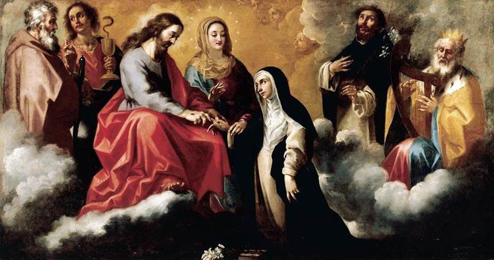Beata Santa Catarina de Sena