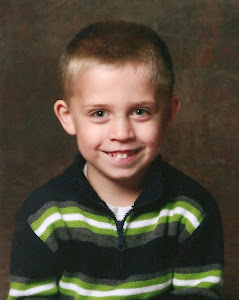 Daniel Ryan - 5yrs old