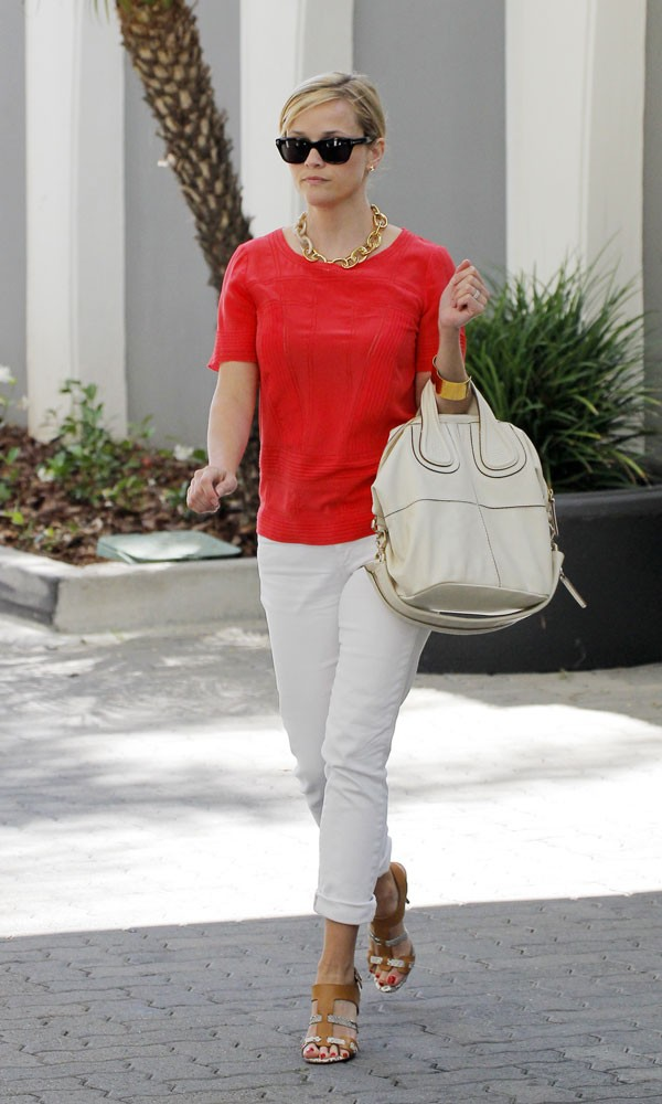 Look do Dia - Reese Witherspoon