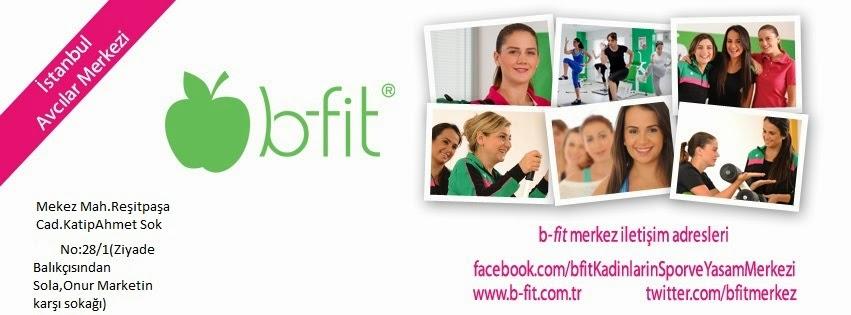 b-fit Avcılar Kadın Spor Merkezi