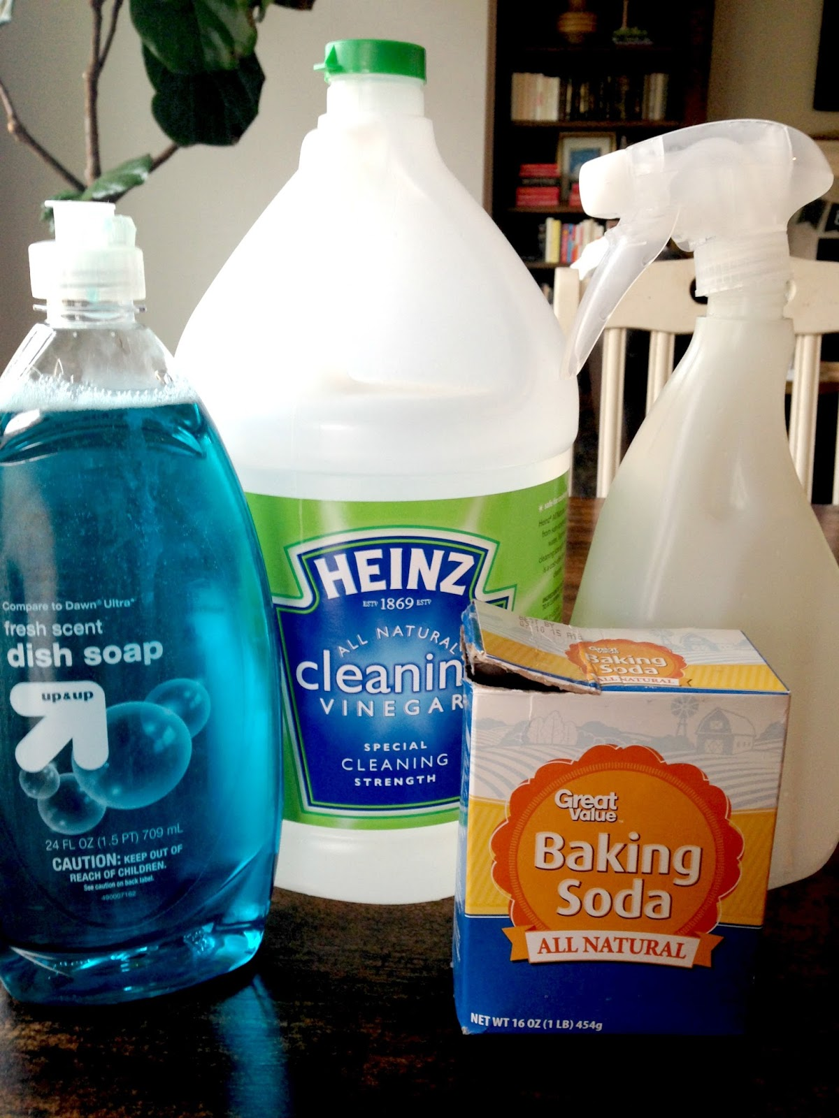 All purpose bathroom cleaner - Homemade All Purpose Cleaner