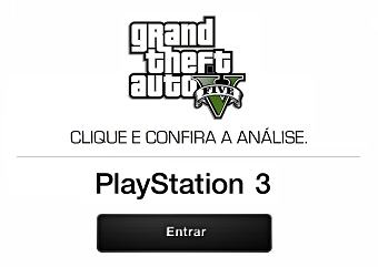 Análise de Grand Theft Auto V PS3