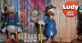 Confira a minha coleção de quadrinhos Disney no Pipoca e Nanquim