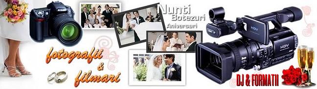 Nunti, Botezuri si Cununii