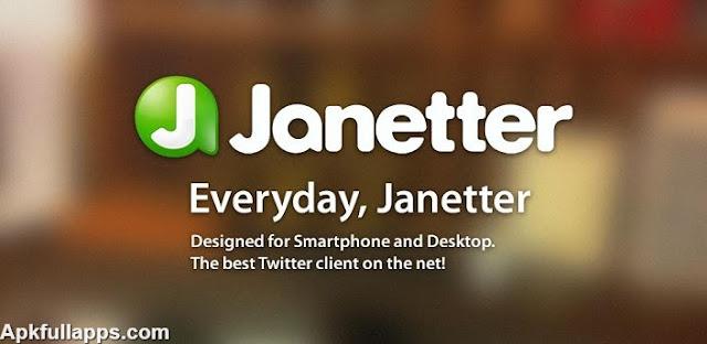 Janetter Pro for Twitter v1.5.0