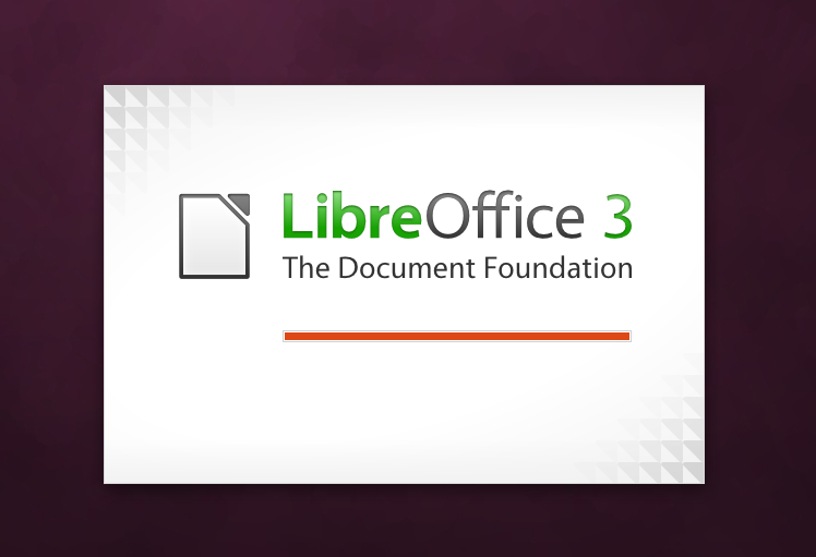 Mempercepat start up LibreOffice