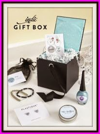 Indie Gift Box Giveaway
