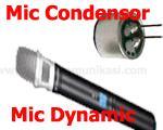 mic dynamic-condensor