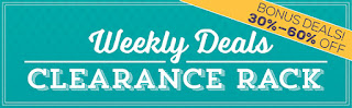 Clearance Rack and Weekly Deals from Zena Kennedy Independent Stampin Up Demonstrator