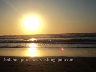 Мехдиа пляж
