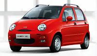 Mobil China Chery QQ