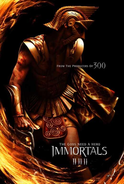 Inmortales (2011) Online