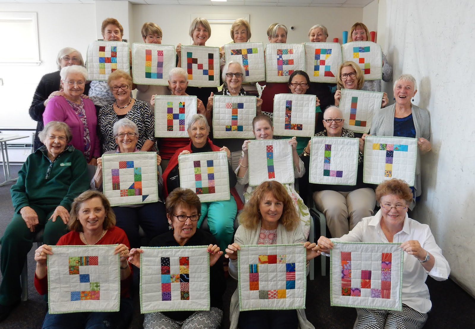 2016 Hunters Hill Quilt Show