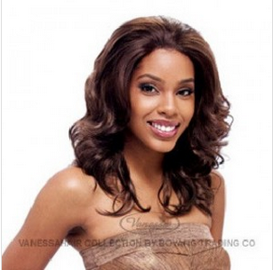 Vanessa Synthetic Lace Front Wig Top BOLY [DC]