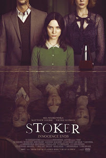 stoker, filme, mia, wasikowska, nicole, kidman, película, thriller, park, chan-wook,