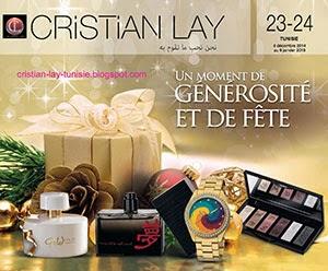 Dernier Catalogue Cristian Lay