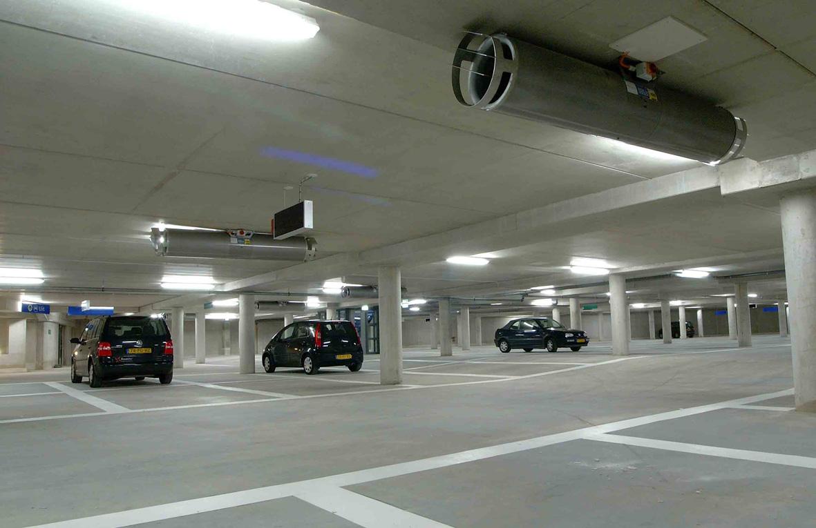 car parking ventilation system design pdf