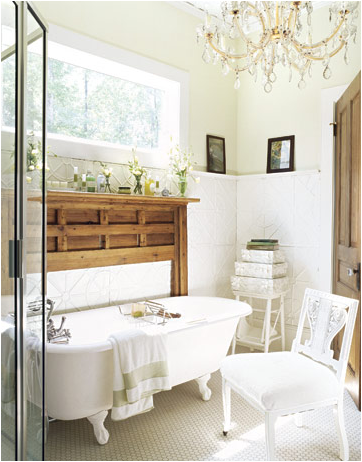 Key Interiors by Shinay: Country Bathroom Design Ideas