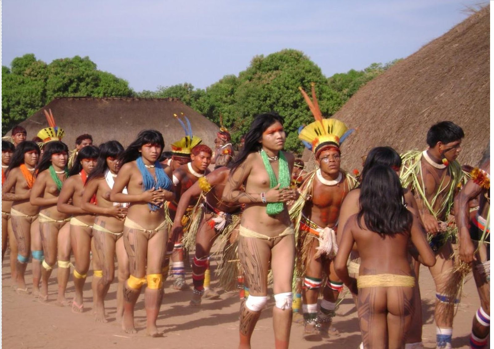 Naked native tribe foto fucked video