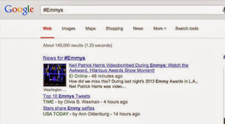 Hashtags Come to Google Search Results