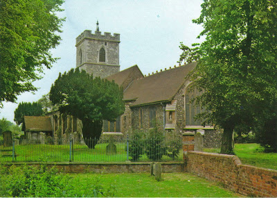 St Mary the Virgin Church, Hayes, Middlesex