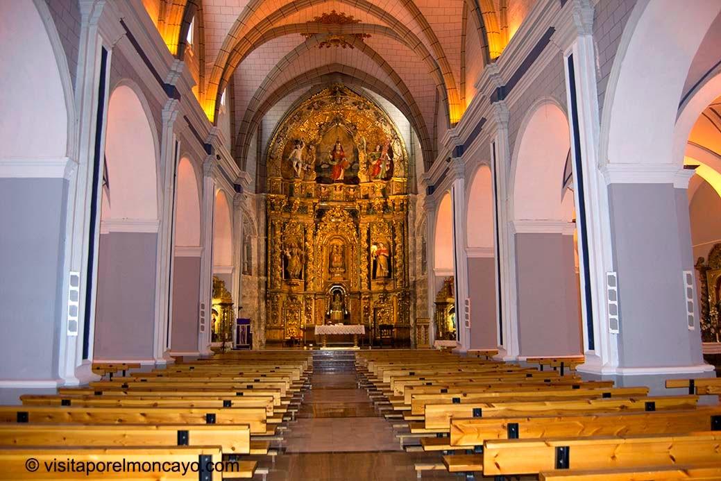 Iglesia Nuestra Señora de los Ángeles de Mallén