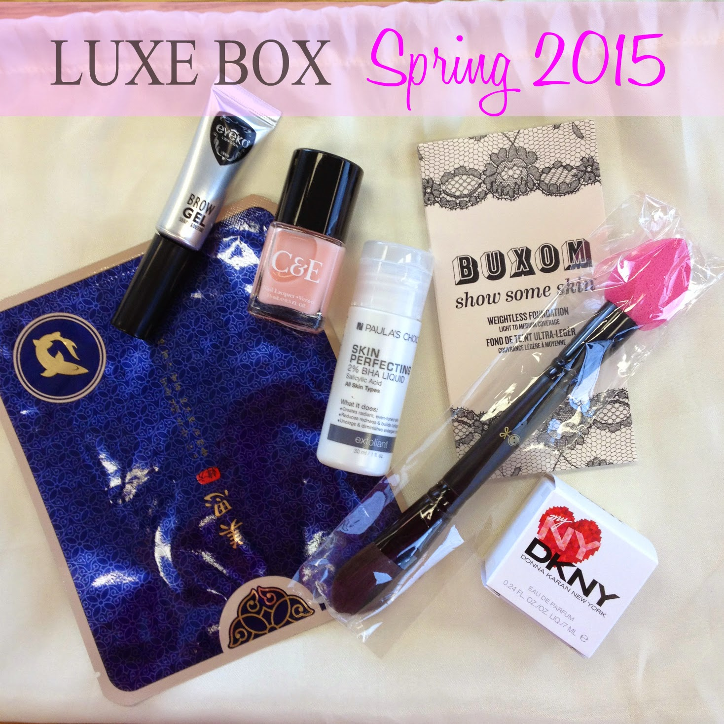 Luxe Box Spring 2015