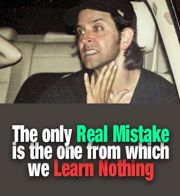 Hrithik Roshan who corrected his mistakes to be a star