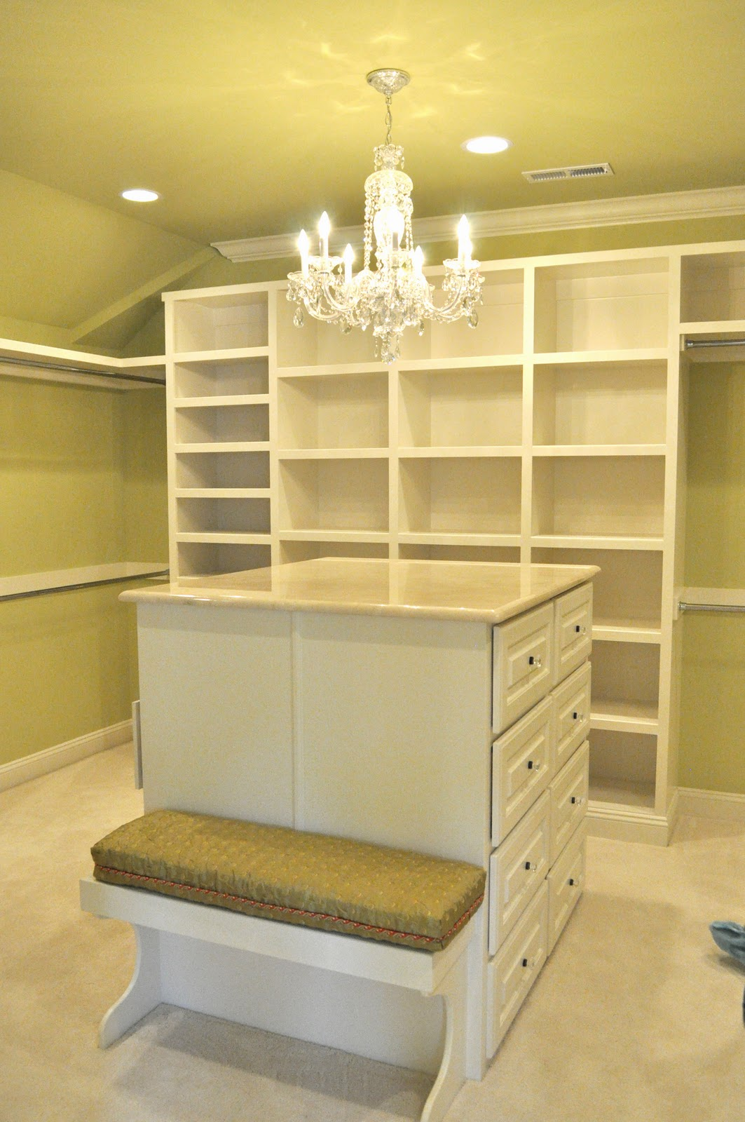 Not so newlywed mcgees parade of homes for Amazing closets