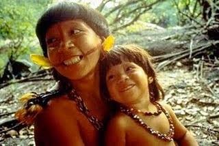 Nossos irmão Indíos