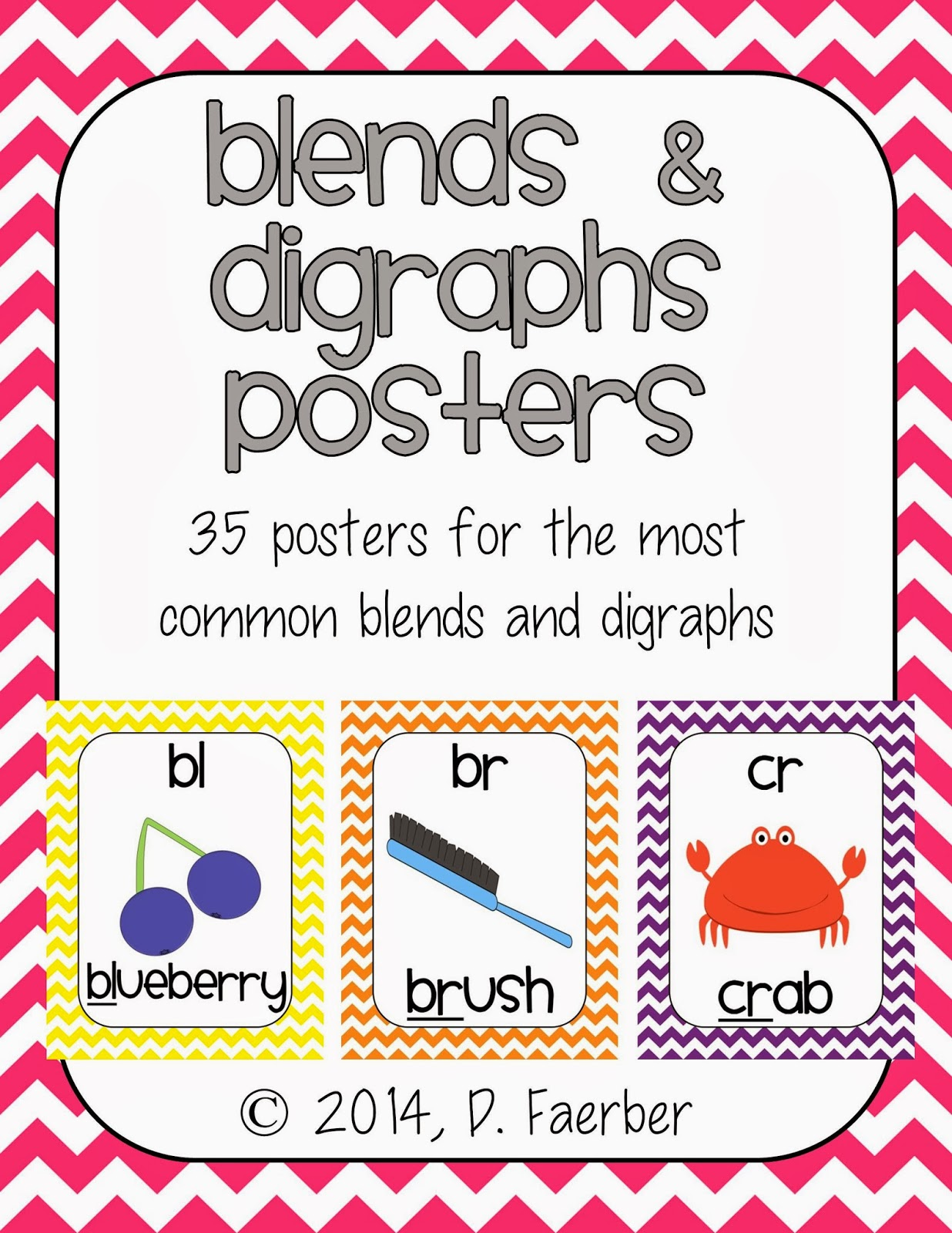 http://www.teacherspayteachers.com/Product/Blends-and-Digraphs-Posters-in-Bright-Chevron-1087343