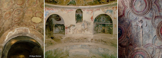 Baths of Pompeii, Naples Italy