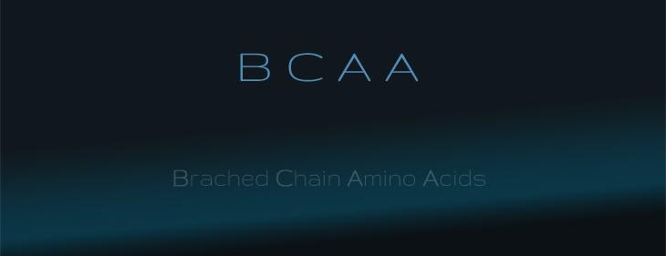 BCAA, you really need them!