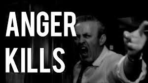 anger kills