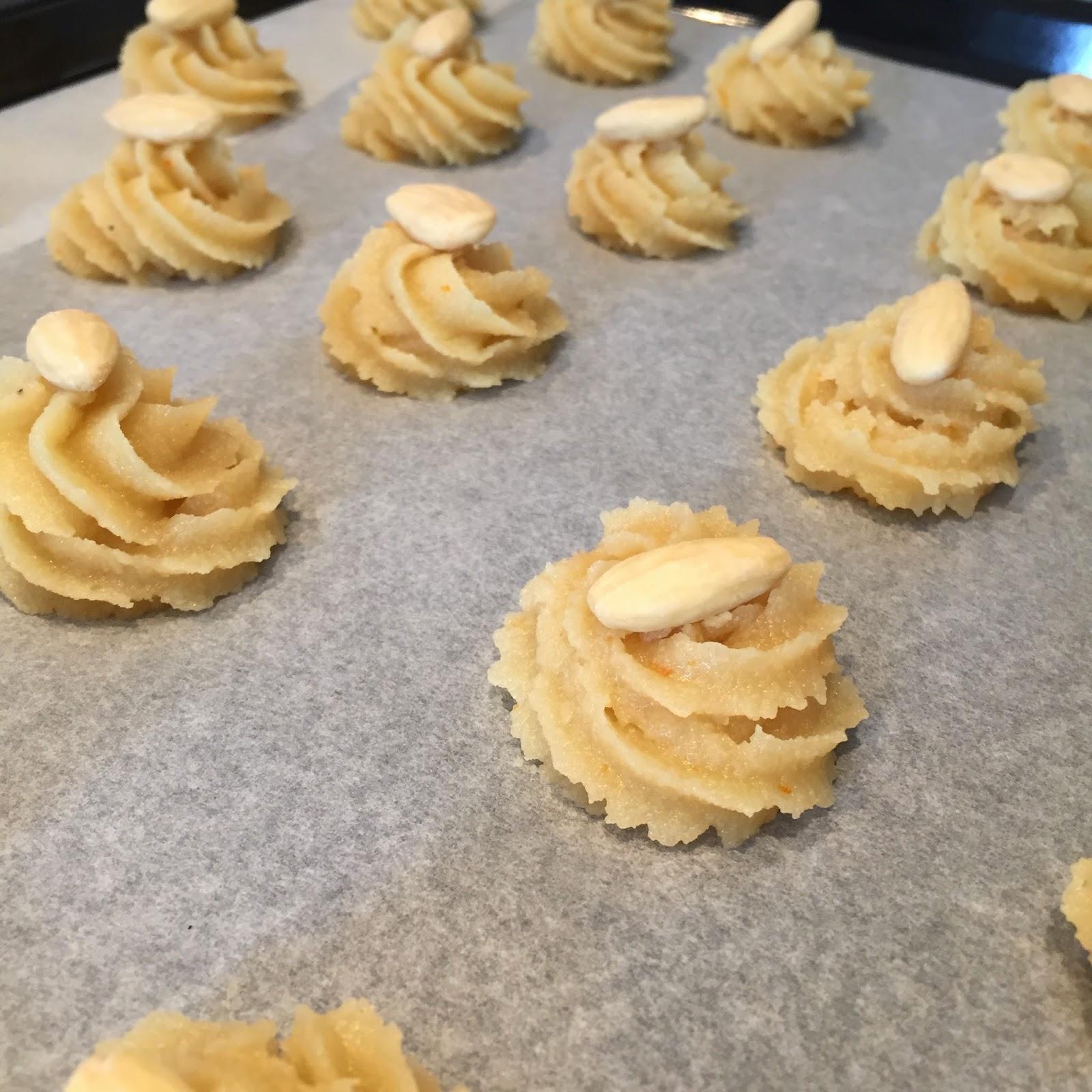 les secrets de la recette petits fours aux amandes sans farine