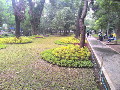 Pesona Taman Lansia Bandung