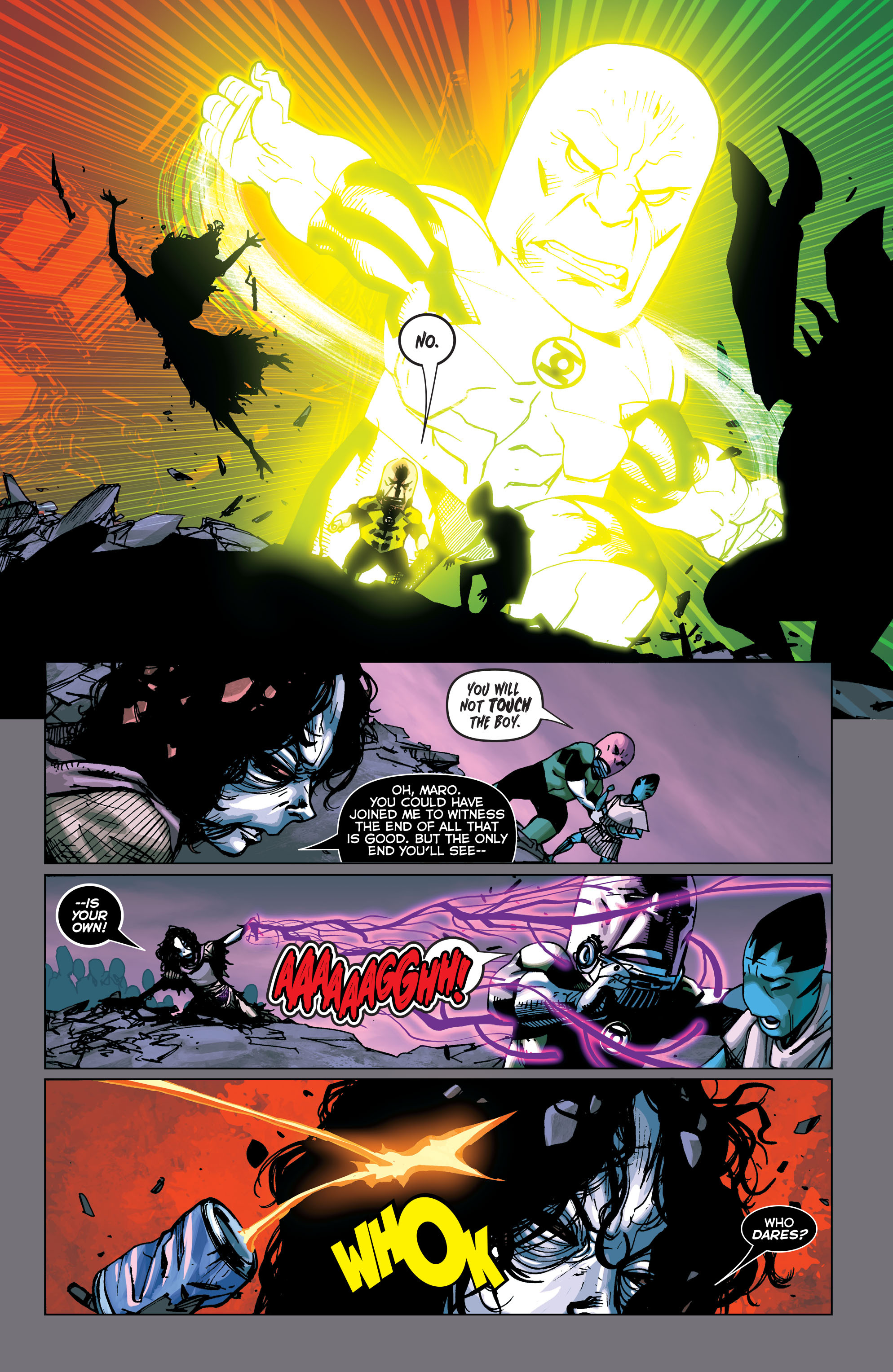 Green Lantern Corps (2011) Issue #40 #43 - English 22