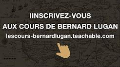 Les cours de Bernard Lugan