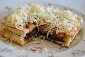 Roti Bakar Spesial Aneka Rasa