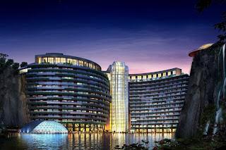 resort in china