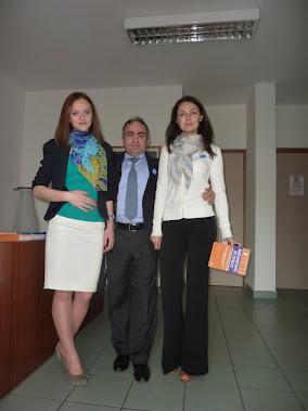 "Ghidul ""Moldoveni in Italia"", editia II a ajuns in Mestre, la Centrul Diaspora Moldova."