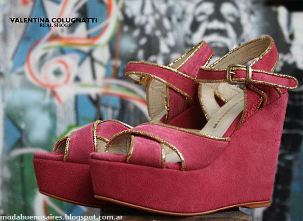 Zapatos y Sandalias 2013 Valentina Colugnatti Moda 2013