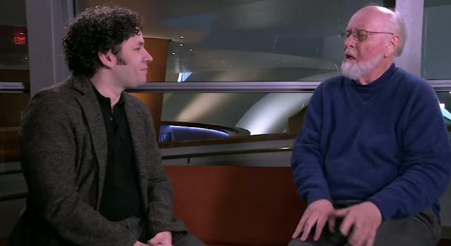 john williams interview dudamel