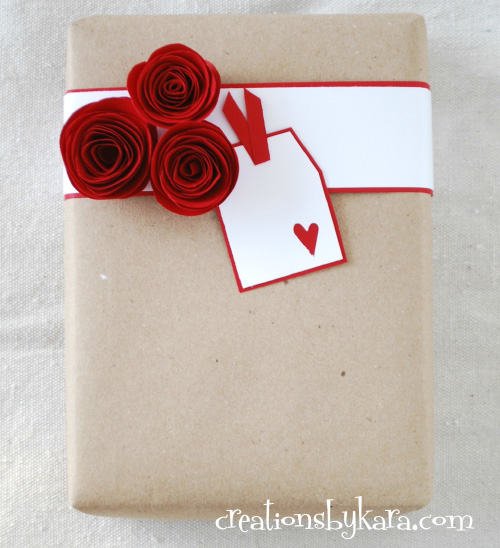 Как упаковать подарок для мамы 451