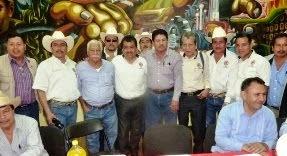 Liga de comunidades agrarias- CNC abierta al campesinado: Edgar Díaz