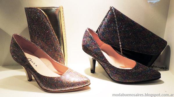 Alfonsa Bs As zapatos de fiesta verano 2014.
