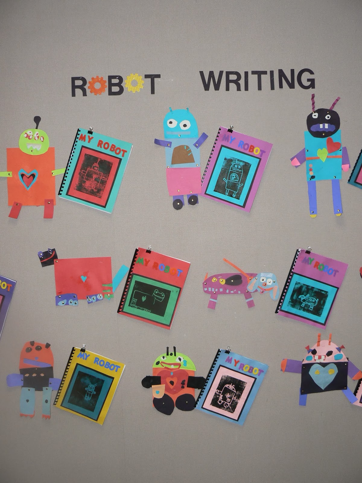 robot writing paper Free robots papers, essays creative writing: this paper aims to argue and reason why we should be worried about future of workplace.